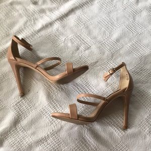 Sheena Strappy heels